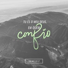 Confio em Deus