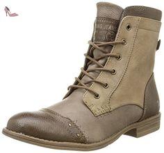 Mustang 1157523, Bottes Classiques femme, Marron (312 Braun/Erde), 39 EU - Chaussures mustang (*Partner-Link)