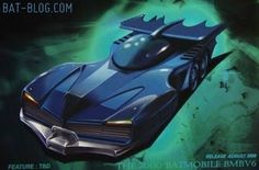 Corgi batmobile never made