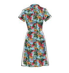 M7084 | Misses' Dresses and Belt | New Sewing Patterns | McCall's Patterns