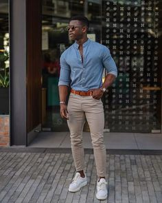 Mens Casual Dress Outfits, Summer Outfits Men, Stylish Mens Outfits, Smart Casual Menswear, Men Casual, Suit Fashion, Mens Fashion, Black Men Street Fashion, Mens Clothing Styles