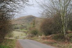 Dufton Pike as leaving Dufton village on the lane to Knock,