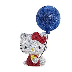 Hello Kitty Limited Edition 2014 This Statement Piece Is Crafted In Swarovskis Unique Pointiage
