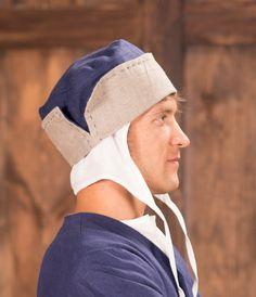 Medieval men's headwear, XIV-XV centuries - Steel Mastery