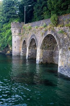 HANNAFORDE BRIDGE | West Looe, Cornwall     ✫ღ⊰n