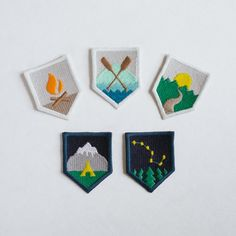 Adventure Patch Pack