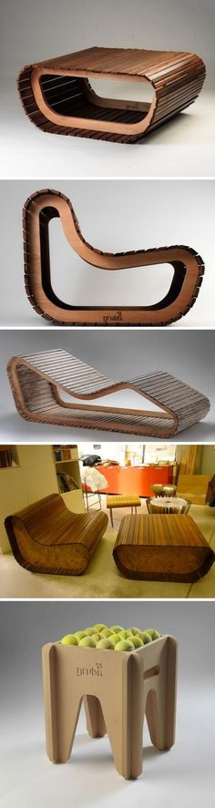 gruba-sos-de-barrio-line_furniture-made-from-blinds_banquito-willy-collabcubed.jpg (700×2631)