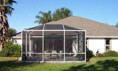 Enhance your home with screen rooms, pool enclosures, and entry doors from Aluminum Contractors serving Lake, Sumter and Marion Counties. Pool Screen Enclosure, Screen Enclosures, Pool Enclosures, Entry Doors, Home, Products, Swimming Pool Decks, Entrance Doors, Ad Home