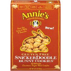 Gluten-Free SncikerDoodle - Annie's Homegrown