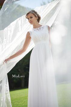 Modna Panna Młoda według projektantów Mia Lavi - Ślub Na Głowie