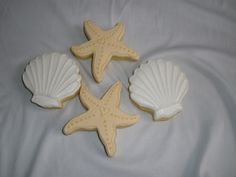 beach themed cookies | Beach theme cookies | Flickr - Photo Sharing!