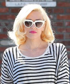 Could This Be Gwen Stefani's Favorite Print?  #InStyle