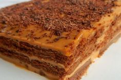 Postres destacados para hacer sin horno Cookie Desserts, Easy Desserts, Choco Torta, Argentine Recipes, Latin Food, Chocolate Recipes, Sweet Recipes, Bakery, Good Food
