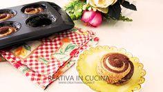 Per realizzare questa buonissimo dolcetto, ho utilizzato la pasta per preparare i croissant che ho diviso a metà, in modo da poter preparare il cruffin a bicolore, inoltre.. Leggi la ricetta ► https://www.creativaincucina.it/2017/05/18/cruffin-bicolore-a-forma-di-girella/