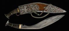 Ottoman machete