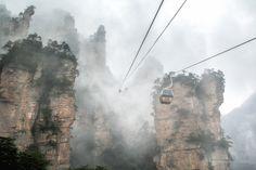 China, Zhangjiajie