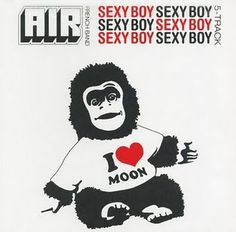 I'd love to have the 'I love moon' t-shirt, but I don't even think it exists.