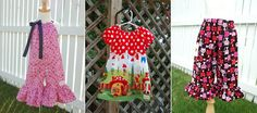 off the rack or custom made children's clothing