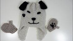 Tricotin - Bonnet Péruvien / Loom Knitting