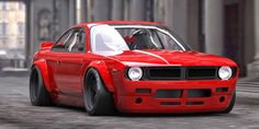 Rocket Bunny has taken a '90s Nissan 240SX and transformed it into pure '70s American muscle. All we can say is… far out!