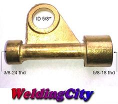 Cheap WeldingCity TIG Welding Torch Power Cable Adapter 105Z57 for Torch 9 and 17 deals week