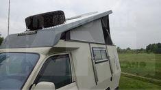 KoMa Cruiser Adimax mit pneumatischem Hubdach Toyota, Recreational Vehicles, Rolling Stock, Campers, Single Wide