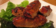 Stick to Your Ribs - Eat Shrink and be Merry, healthy version of BBQ ribs.