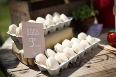 Rustic Farmers Market Birthday Party via Kara's Party Ideas | The Place for All Things Party! KarasPartyIdeas.com (13)