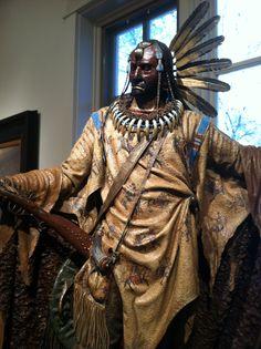 Dave McGary sculpture - Santa Fe NM