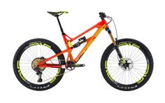 Intense Tracer 2017: Edel-Enduro mit 165 mm Federweg
