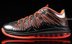 online retailer b06a2 476f1 Nike LeBron X Low