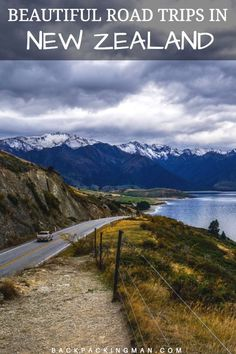 Driving in New Zealand is one of the best ways to see the country...