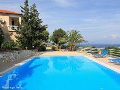 Villa per 5 persone, 2 camere da lettoCase vacanze in Paxi (Paxos) da @HomeAway Italia