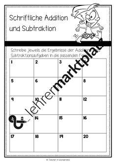 KOSTENLOS: Dezimalzahlen in der Stellenwerttafel - ein ...