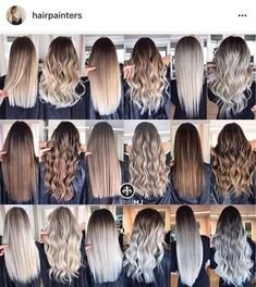 Golden Blonde Balayage for Straight Hair - Honey Blonde Hair Inspiration - The Trending Hairstyle Hair Color Balayage, Hair Highlights, Bronde Hair, Brown To Blonde Balayage, Blonde Hair Colors, Ombre Hair Color, Blonde Balyage, Balayage Long Hair, Baylage