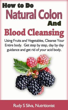 Natural Colon Cleansing Cover #ThereAreManyTypesofColonCleansing