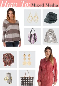 LG Blog! Layla Grayce Fashion: Mixed Media #laylagrayce #fashion #blog