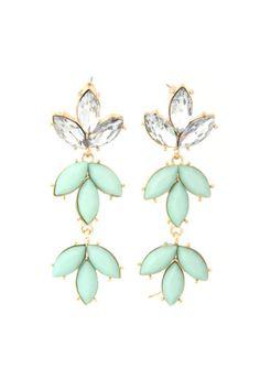 Mint Petal Drops