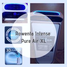 Tot ce trebuie să ştii despre purificatorul de aer de la Rowenta Intense Pure Air XL