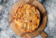 Glutenvrije en Suikervrije appel tarte tatin