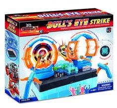Bull's Eye Strike-ScientificsOnline.com