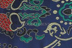 Double Fish Fabric