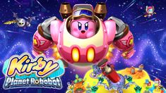 Learn more details about Kirby: Planet Robobot for Nintendo 3DS and take a look at gameplay screenshots and videos.