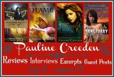 Sarit Yahalomi: Author Pauline Creeden Book Tour!!!