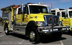 Lovettsville Volunteer Fire and Rescue, Lovettsville, Virginia - Engine 612…