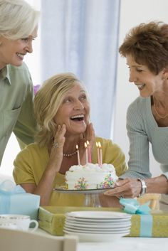 60, Not 50, Is The New Middle Age, Study Says