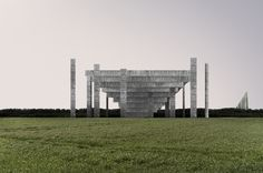 Palace of Failed Optimism by WAI Architecture Think Tank