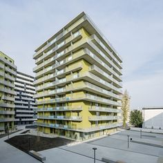 Foto: Hertha Hurnaus Multi Story Building, Townhouse, Architecture