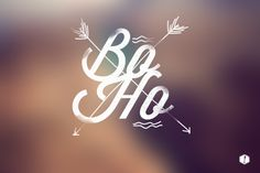 Boho Apparel Design by Patrick James Juplo, via Behance