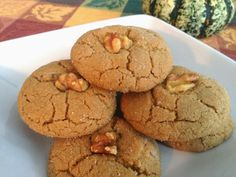 Maple Walnut Cookies recipe